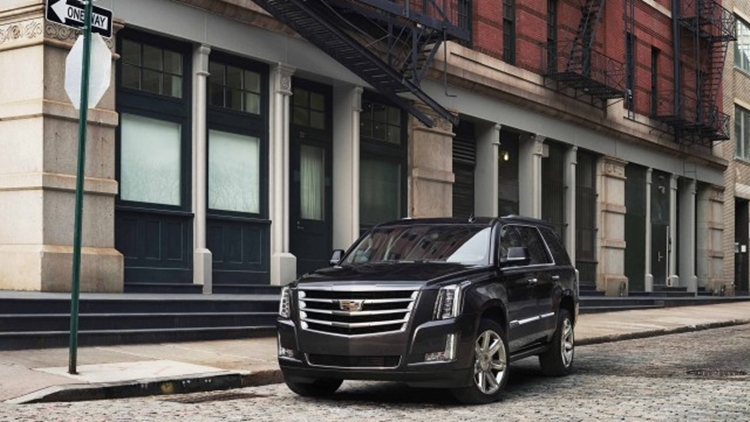 Cadillac is offering $10,000 off Escalade