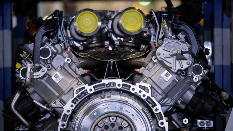 Volvo get engines