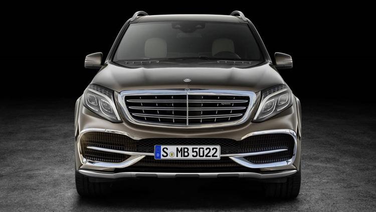 Mercedes-Maybach GLS-Class