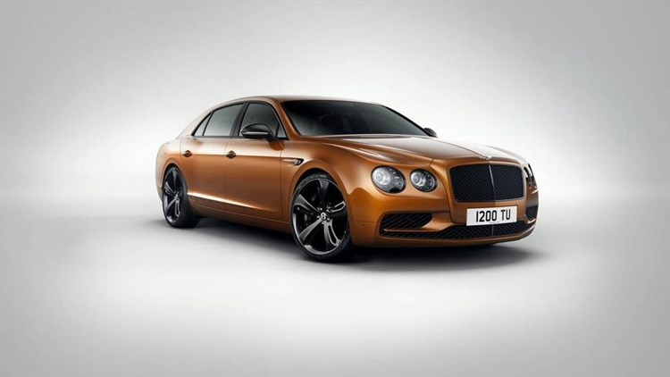 next Flying Spur