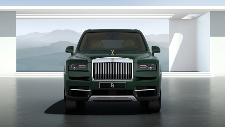 Design Your Own Rolls-Royce Cullinan SUV
