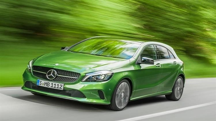 Mercedes-Benz A-Class PHEV coming soon