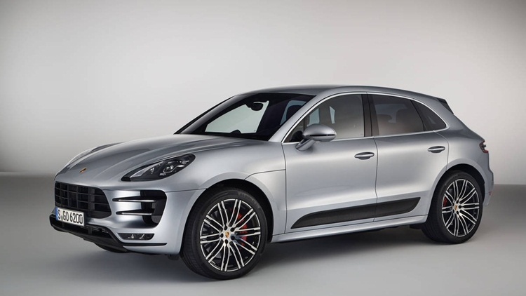 updated Macan