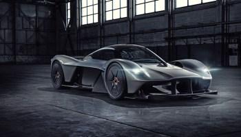 Aston Martin Vulcan Will Race At Le Mans