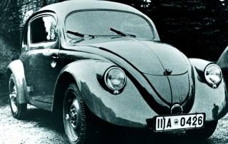 VW Beetle retirement