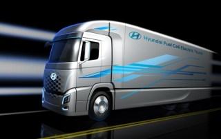Hyundai hydrogen