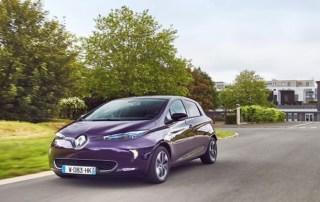 Renault ZOE zoe