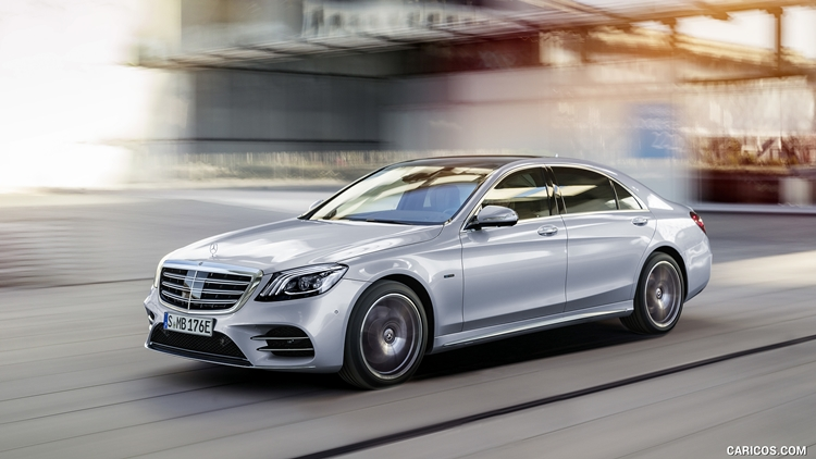 Here it comes: Mercedes-Benz S 560 e Plug-In Hybrid with 13.5 kWh battery