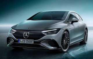 2023 Mercedes-Benz EQE 350