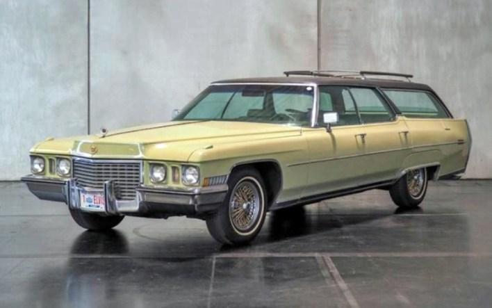Subastarán el Cadillac favorito de Elvis Presley