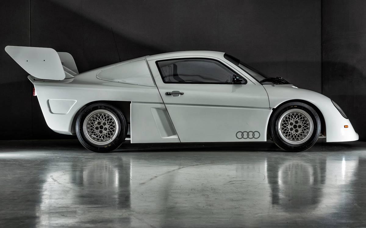 Audi Quattro RS002
