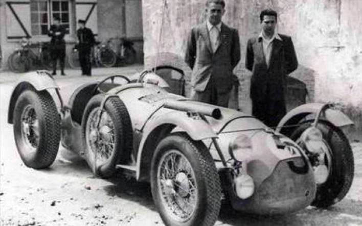 Louis Rosier Le Mans 1950