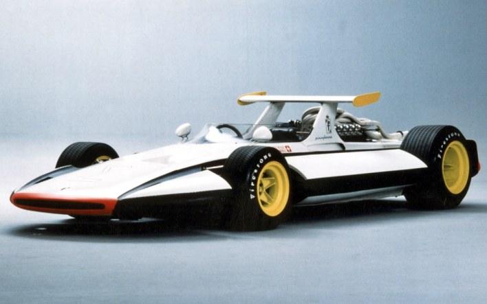 Pininfarina Sigma F1 Concept
