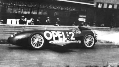Opel RAK 2: The rocket car that flew in Berlin