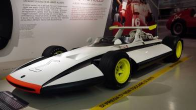 Photo of Pininfarina Sigma F1 Concept: El F.1 que nació para ser seguro