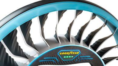 Photo of Goodyear AERO: El neumático que puede volar