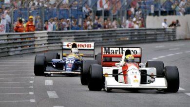 Monaco GP: The epic battle between Ayrton Senna and Nigel Mansell