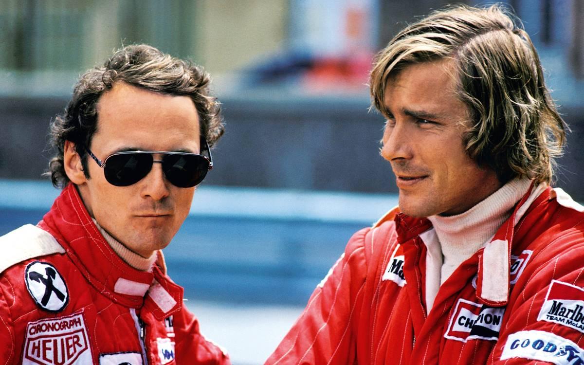 Niki Lauda vs. James Hunt: Una batalla que llegó a la pantalla grande