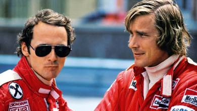 Niki Lauda vs. James Hunt: A Battle That Made It to the Big Screen