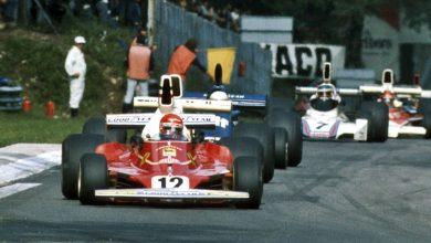 Niki Lauda: A campaign full of stars
