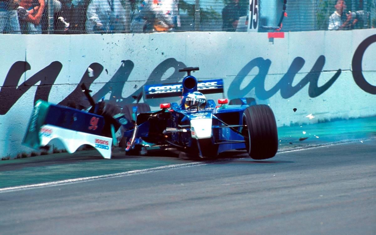 El Muro de los Campeones: La pesadilla de los pilotos de la F.1