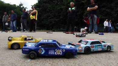 84 Horas de Nürburgring versión Manocontrol
