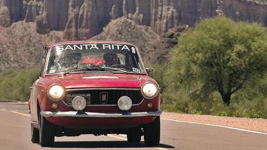 Historical Argentine Grand Prix: Stage 2 in detail