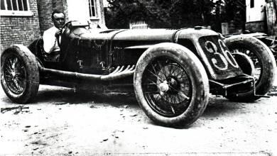 Maserati Tipo V4: The record-breaking twin-engine car