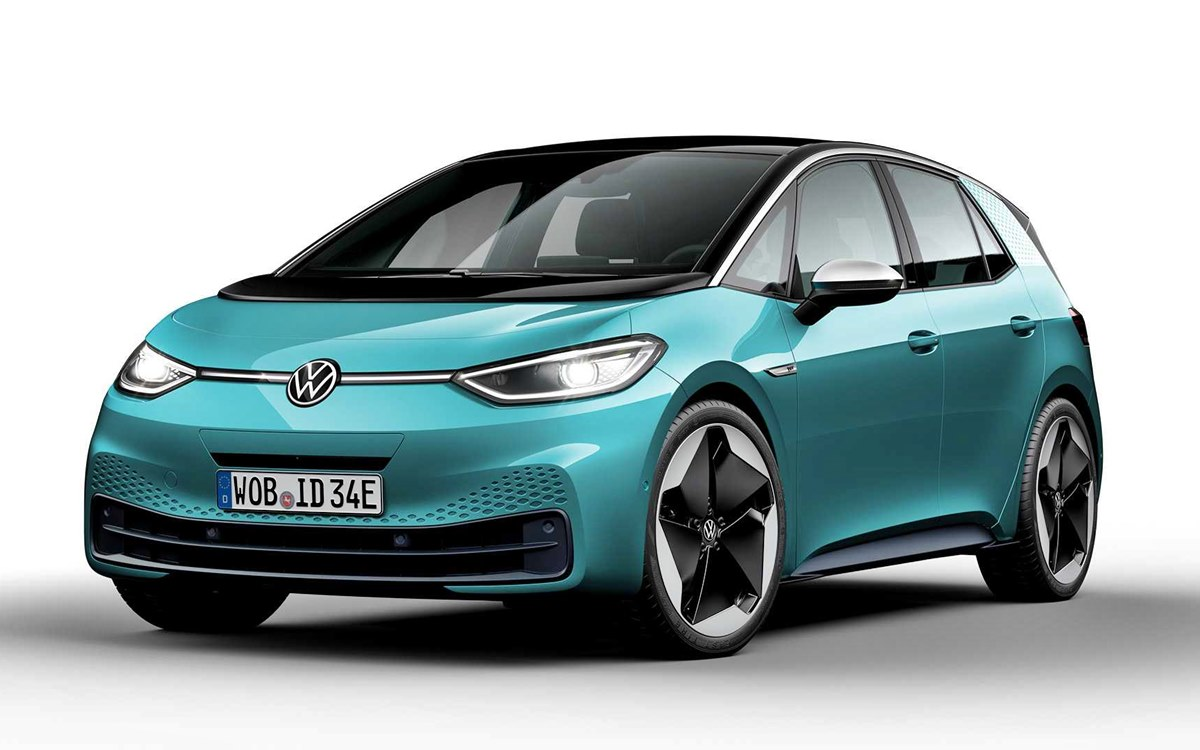 Volkswagen sacará 70 modelos eléctricos antes de 2025