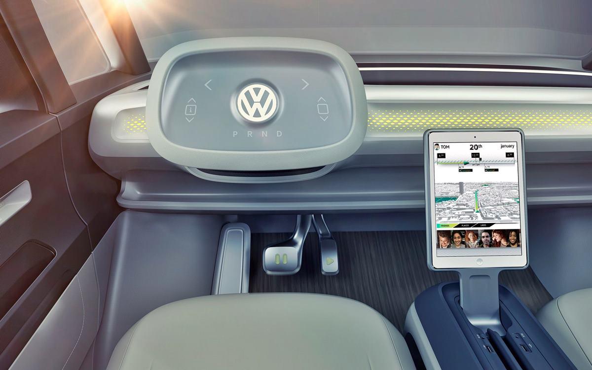 ¿Qué es Volkswagen Autonomy?