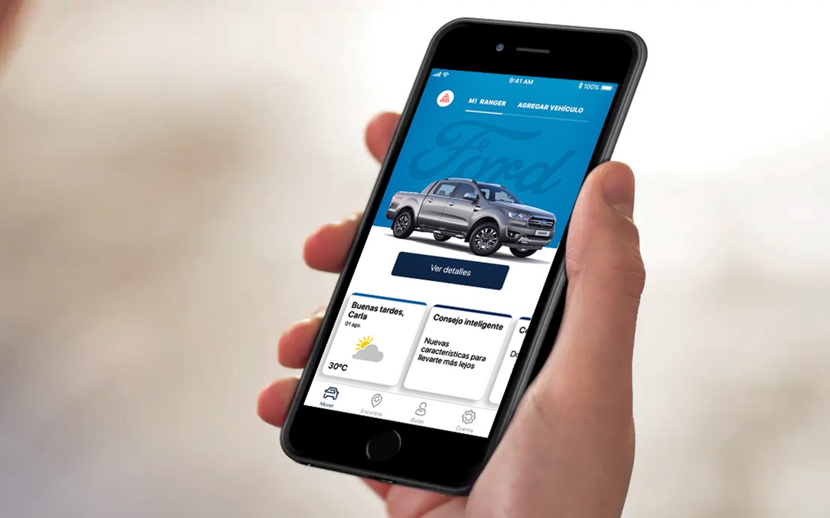 FordPass: Tu Ford en la palma de tu mano