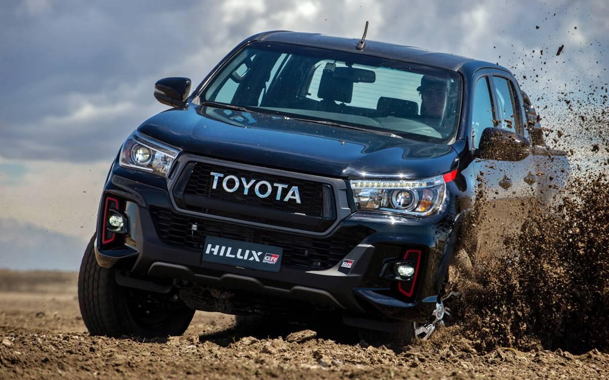 Nueva Toyota Hilux GR Sport