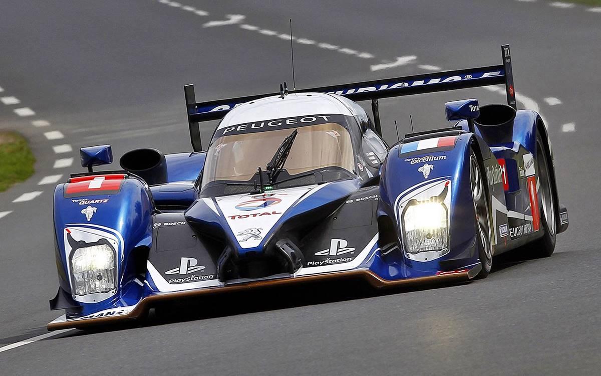 Peugeot vuelve a las carreras de resistencia