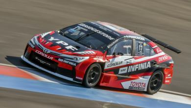 2020: Toyota on the tracks of Argentina and Brazil