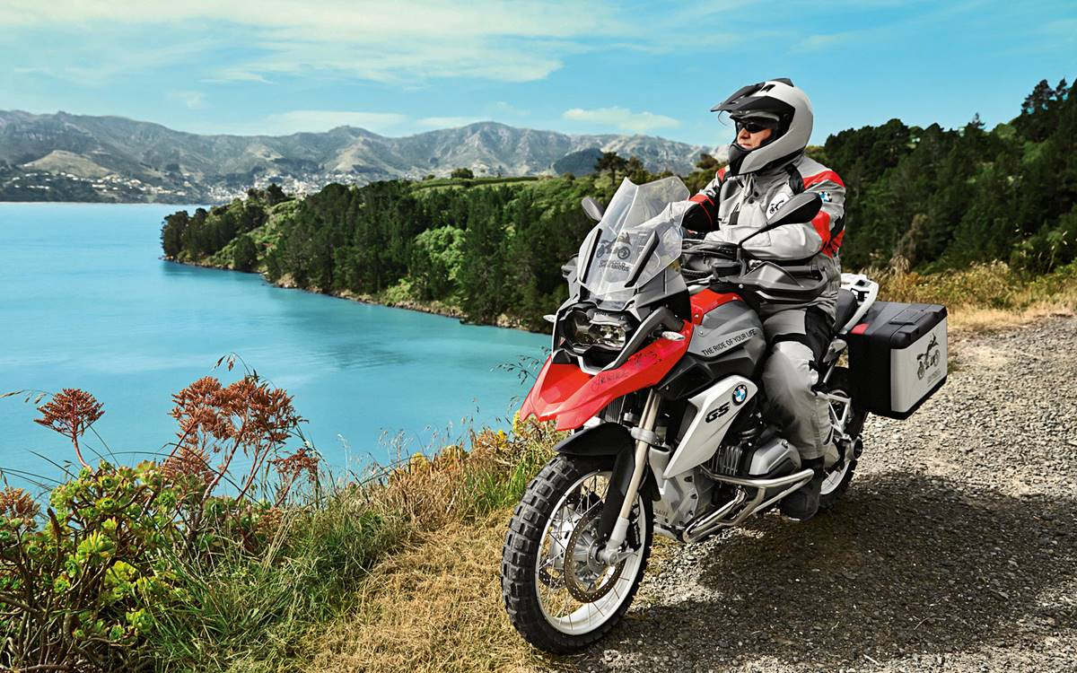 BMW Motorrad Argentina lanzó el programa Keep Moving
