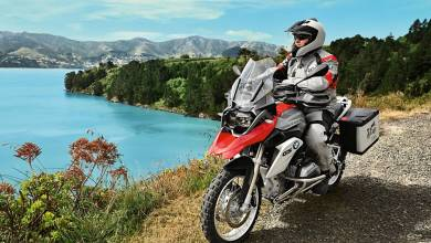 BMW Motorrad Argentina launched the Keep Moving program