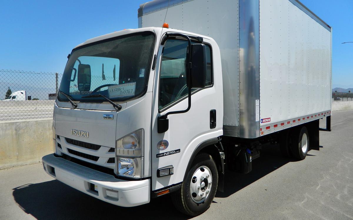 Honda and Isuzu to build hydrogen-powered trucks