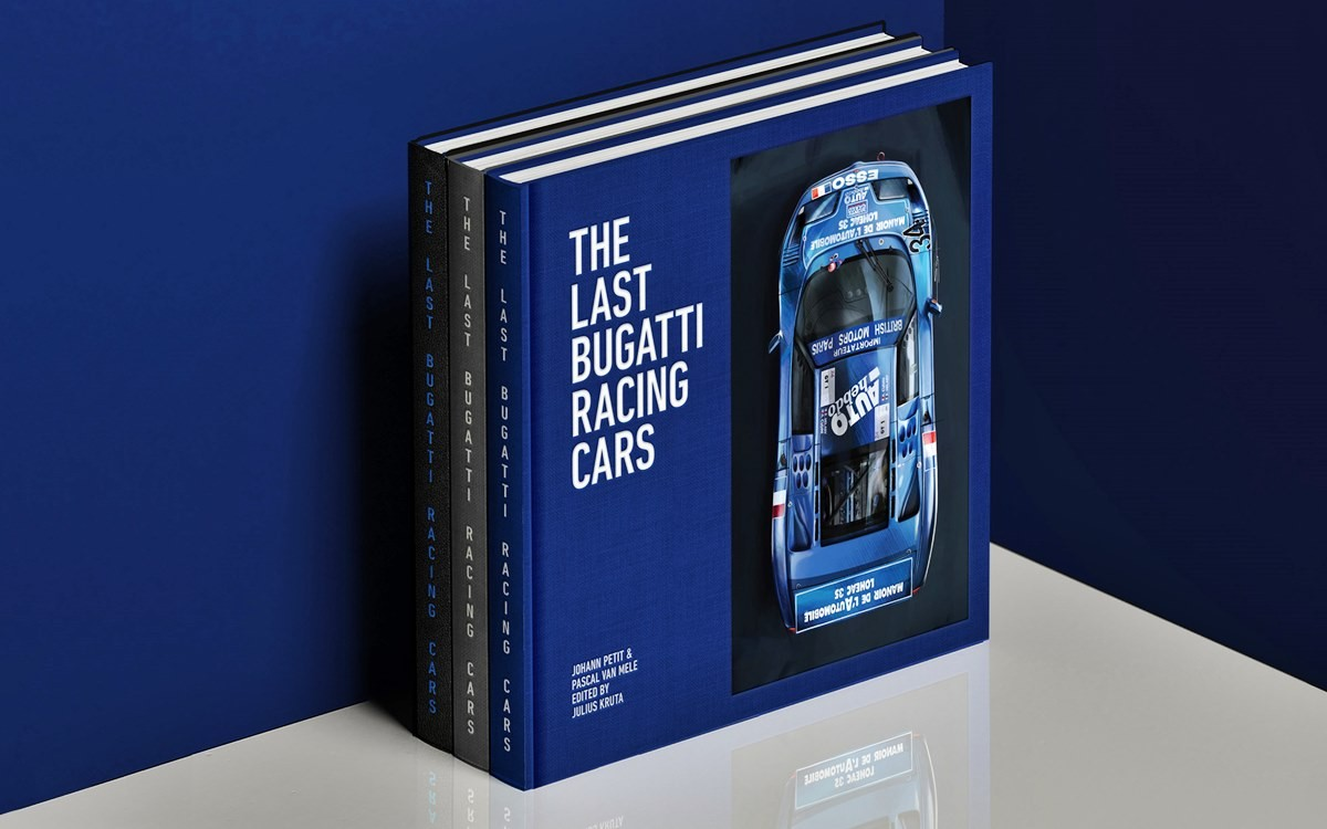 The Last Bugatti Racing Cars