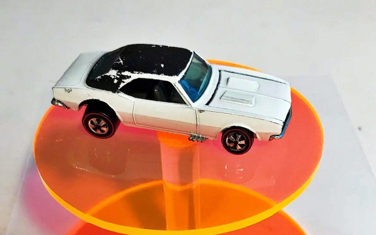 Camaro Hot Wheels