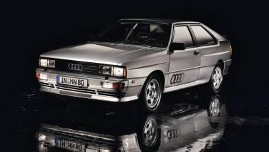 Audi Quattro (1982)