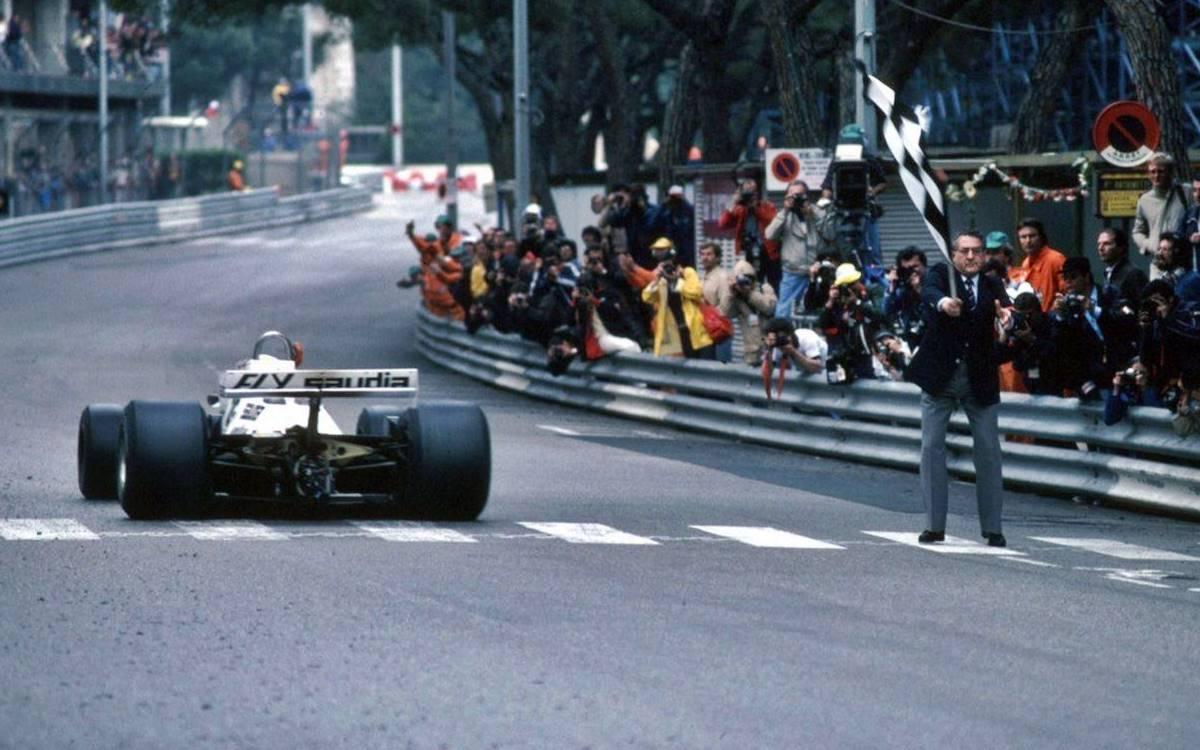 Carlos Reutemann Gran Premio de Mónaco de 1980