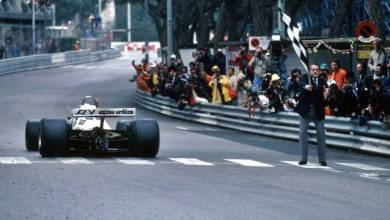 Carlos Reutemann 1980 Monaco Grand Prix