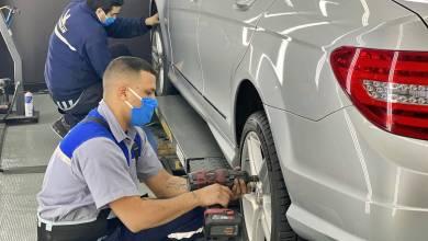 Photo of Michelin garantiza las máximas medidas de prevención en sus centros de servicios