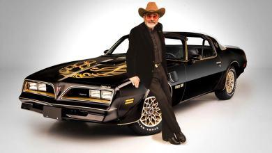 Pontiac Firebird Trans Am Burt Reynolds