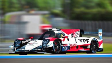24 Hours of Virtual Le Mans