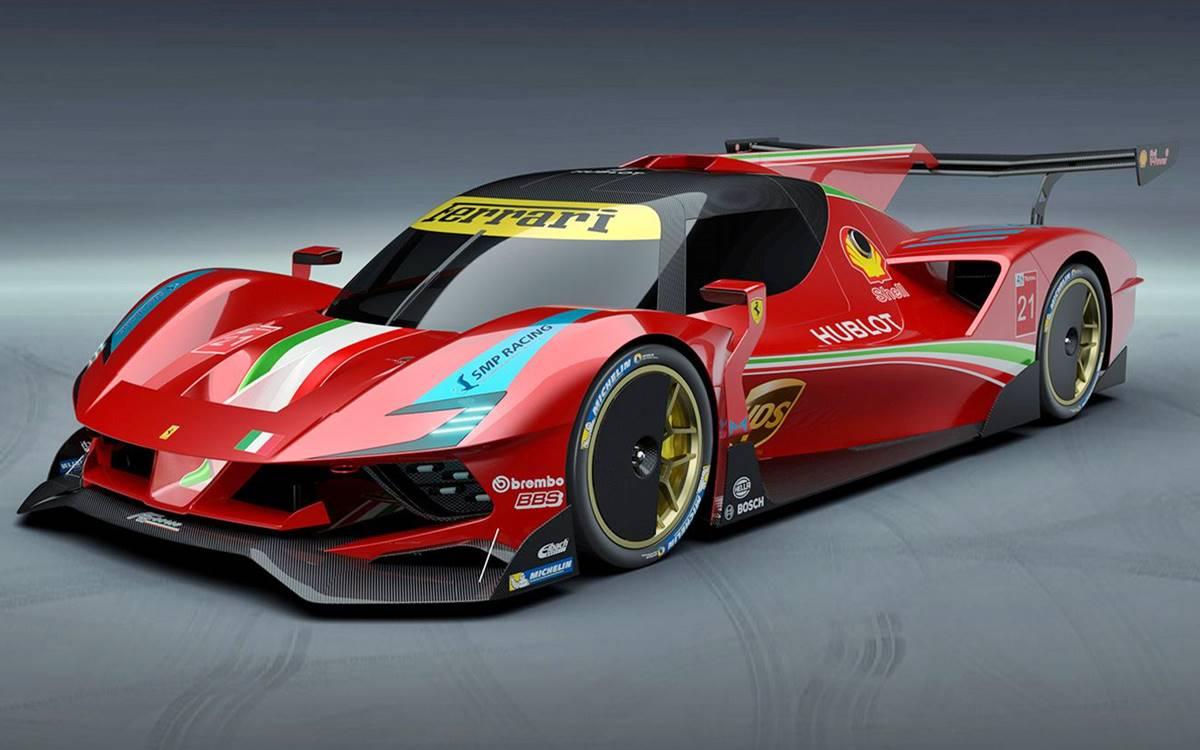 Ferrari WEC