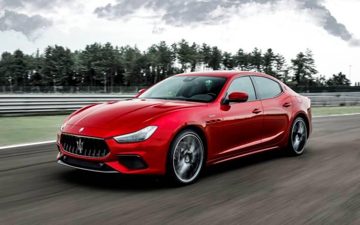 Maserati Ghibli Trophy