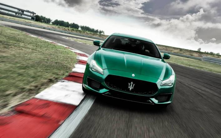Maserati Quattroporte Trophy