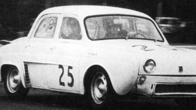 Photo of El Renault Gordini que asombró al Turismo Carretera