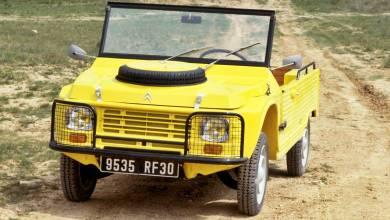 Photo of Citroën Méhari: El auto que nació de una intuición